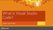 What is Visual Studio Code?
