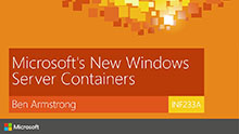 Microsoft's New Windows Server Containers