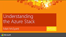Understanding the Azure Stack