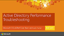 Active Directory Performance Troubleshooting: LSASS high CPU or high memory condition troubleshooting