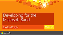Developing for the Microsoft Band