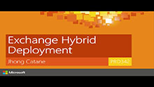 Exchange Hybrid Deployments