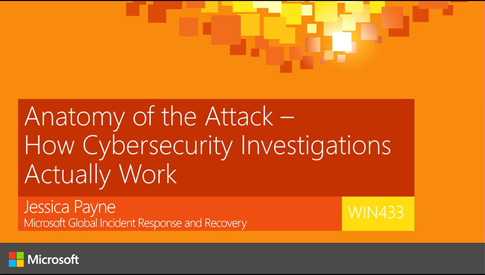 Anatomy Of The Attack How Cybersecurity Investigations