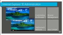 Internet Explorer 10 Administration