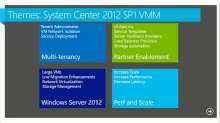 System Center 2012 SP1 Virtual Machine Manager: Managing Large Datacenters