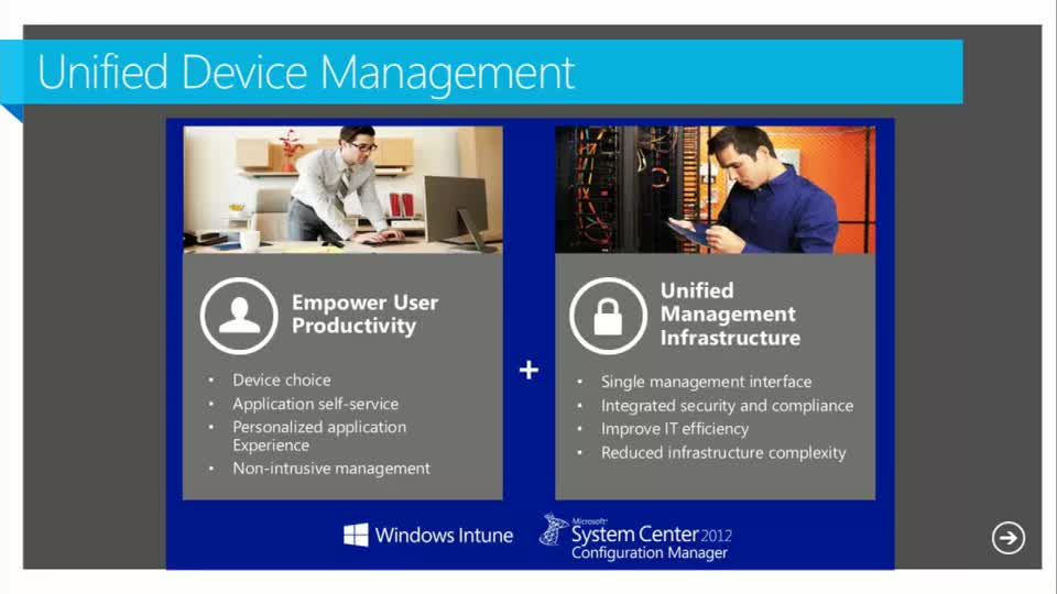 Managing Embedded Devices with Configuration Manager 2012