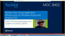 Monitor Your Cloud Application Infrastructure on Windows Azure and Amazon EC2