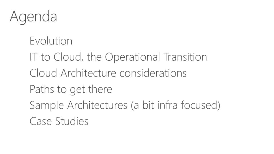Architecting Effective Cloud Adoption Strategies