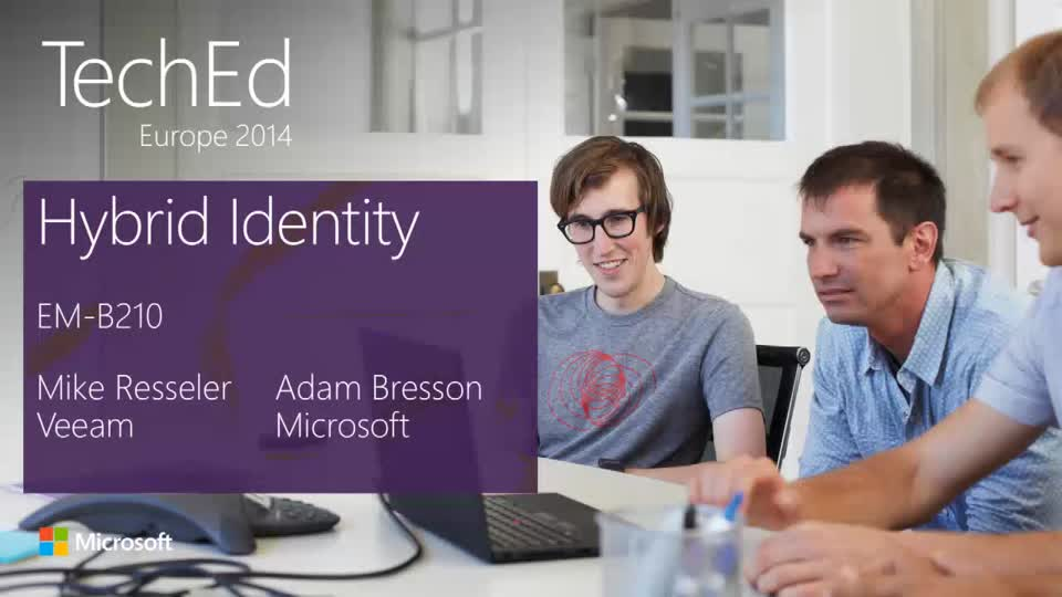 Hybrid Identity with Active Directory, Microsoft Identity Manager and Microsoft Azure Active Directory