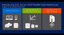 Large-Scale Data Warehousing and Big Data with Microsoft SQL Server Parallel Data Warehouse V2