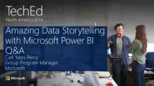 Amazing Data Storytelling with Microsoft Power BI Q&A (Formerly InfoNavigator)