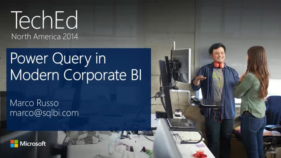 Power Query in Modern Corporate BI