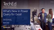 Microsoft Power Query for Excel: Discover and Refine Your Data