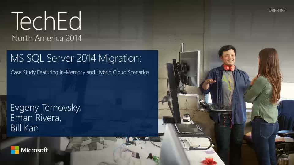 Microsoft SQL Server 2014 Migration: Case Study Featuring In-Memory and Hybrid Cloud Scenarios