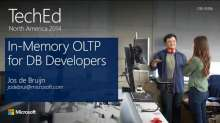 Microsoft SQL Server 2014: In-Memory OLTP for Database Developers