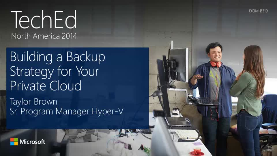 Building a Backup Strategy for Your Private Cloud