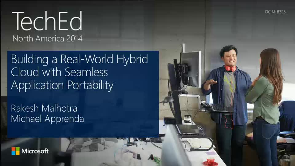 Building a Real-World Hybrid Cloud with Seamless Application Portability