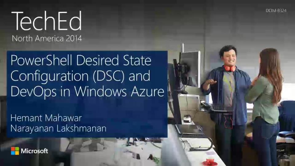 PowerShell Desired State Configuration and DevOps in Microsoft Azure