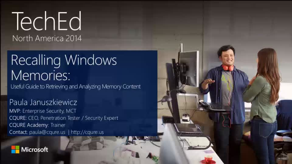 TWC: Recalling Windows Memories: Useful Guide to Retrieving and Analyzing Memory Content