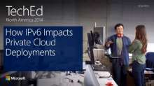 How IPv6 Impacts Private Cloud Deployments