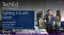 TWC: Fighting Evil with Good