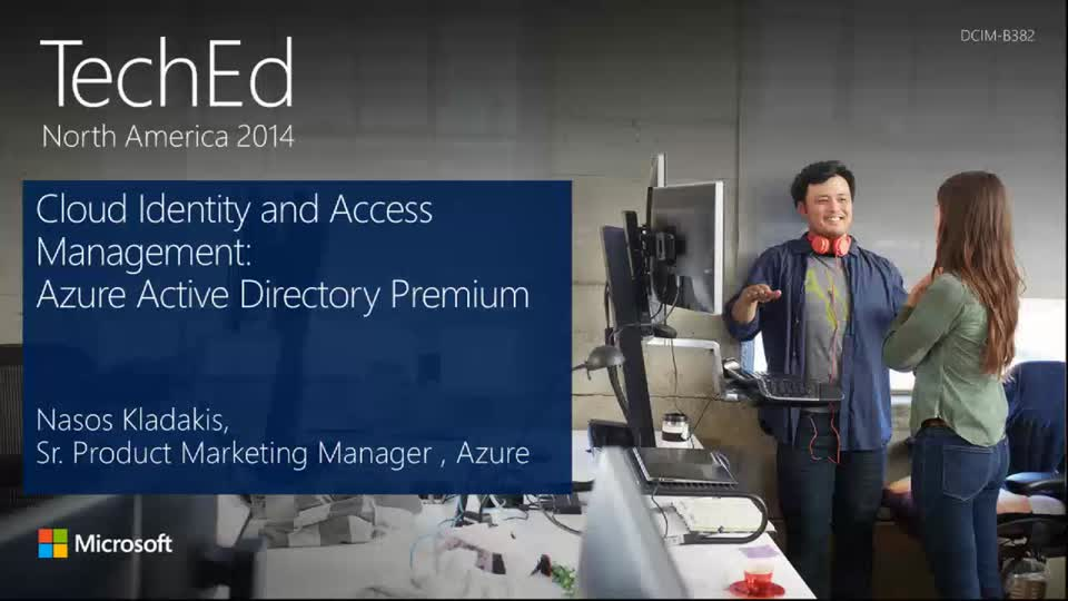 Cloud Identity and Access Management: Microsoft Azure Active Directory Premium