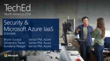 Security and Microsoft Azure IaaS