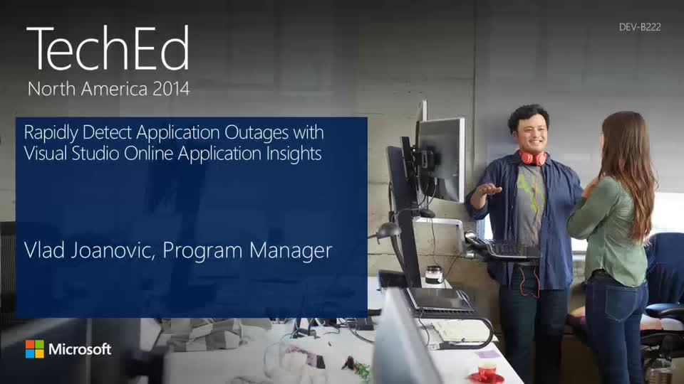 Rapidly Detect Application Outages with Visual Studio Online Application Insights