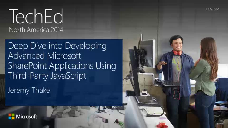 Deep Dive into Developing Advanced Microsoft SharePoint Applications Using Third-Party JavaScript Libraries