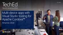 Building Multi-Device Apps with the New Visual Studio Tooling for Apache Cordova