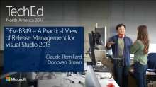 A Practical View of Release Management for Visual Studio 2013