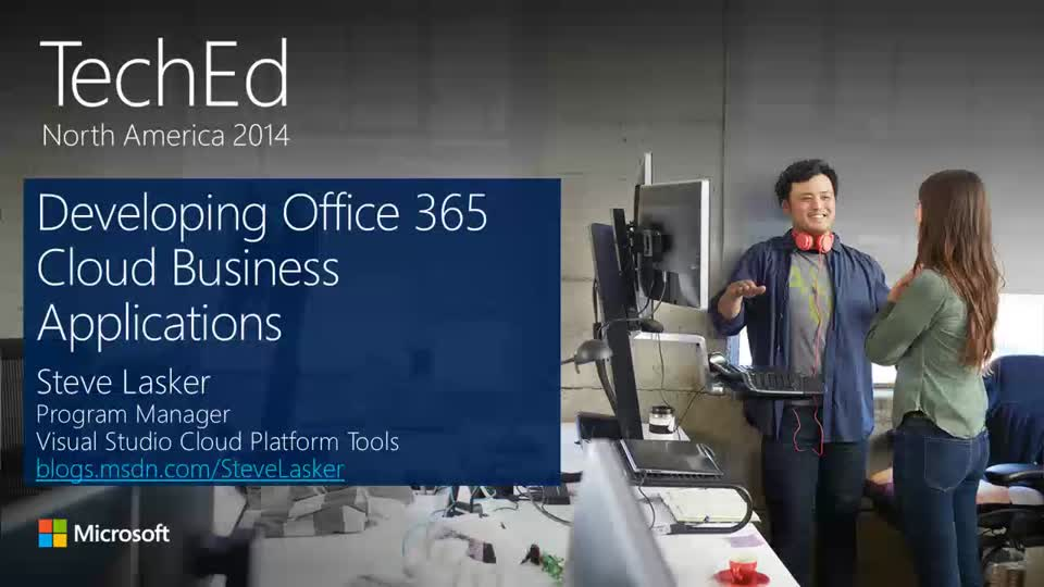 Developing Office 365 Cloud Business Applications