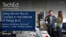 Using Service Bus to Connect to the Internet of Things (IoT)