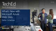 What's New with Microsoft Azure Web Sites