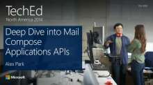 Deep Dive into Mail Compose Applications APIs