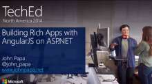 Building Rich Apps with AngularJS on ASP.NET