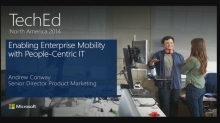 Enabling Enterprise Mobility with Windows Intune, Microsoft Azure, and Windows Server