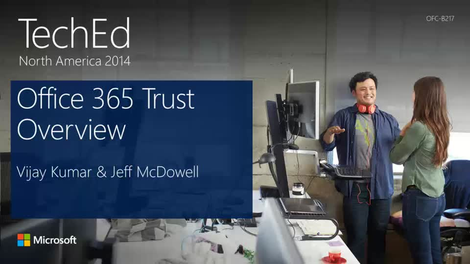 Microsoft Office 365 Security, Privacy, and Compliance Overview