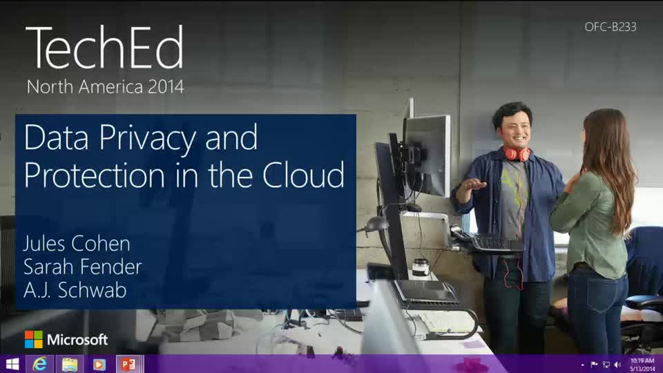 TWC: Data Privacy and Protection in the Cloud