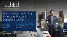 Search Driven Publishing and Portals in Microsoft SharePoint Online