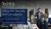 Microsoft Office 365 Security, Privacy, and Compliance Deep-Dive