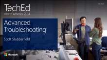 Advanced Troubleshooting for Microsoft Lync