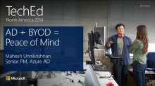 Active Directory + BYOD = Peace of Mind
