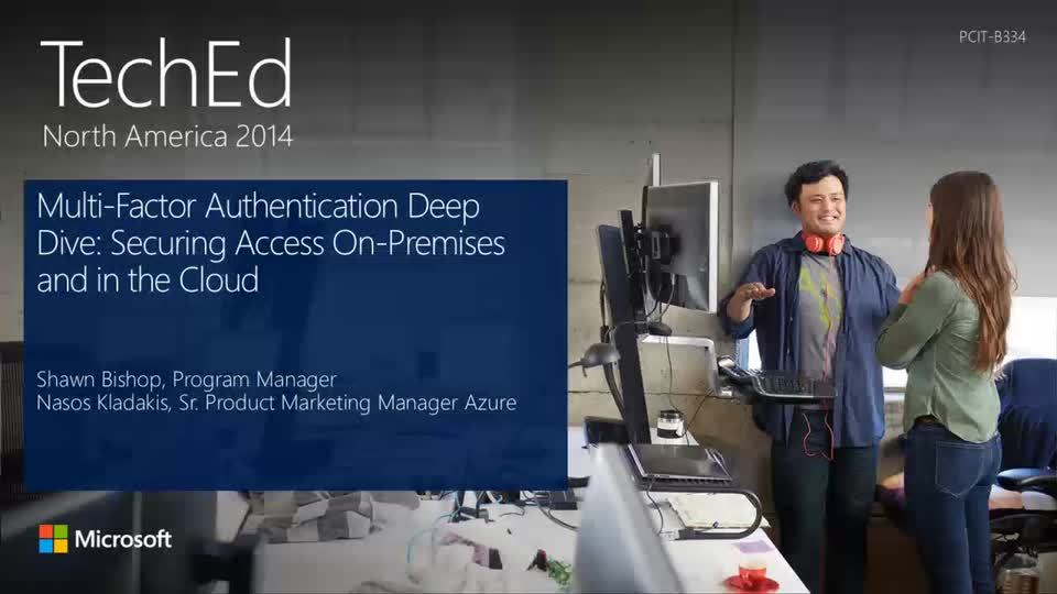 Multi-Factor Authentication Deep Dive: Securing Access On-Premises and in the Cloud