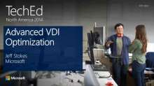 Advanced VDI Optimization