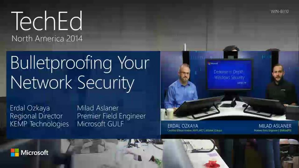 TWC: Bulletproofing Your Network Security