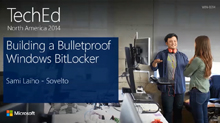 Building a Bulletproof Windows BitLocker