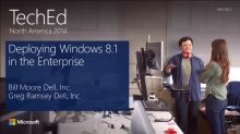 Deploying Windows 8.1 in the Enterprise