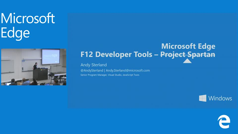 What's new in the F12 Developer Tools