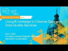 Using Knowledge to Cleanse Data with Data Quality Services